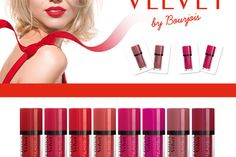Bourjois Rouge Velvet Edition