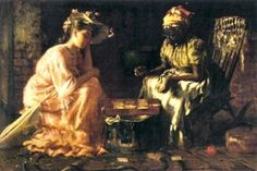 Harry Herman Roseland (c.1867-1950): Fortune-teller