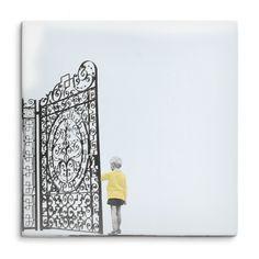StoryTiles by Marga Van Oers - De poort