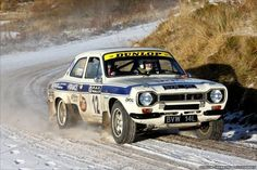 Mk 1 Escort rally cars - Google Search