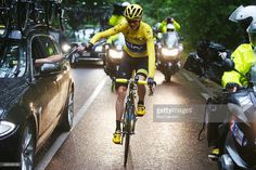 Chris Froome of Great Britain and Team Sky rides on his way to overall victory during the twenty first stage of the 2015 Tour de France, a 109.5 km stage between Sevres and Paris Champs-Elysees, on July 26, 2015 in Paris, France. #TDF2015 #rm_112