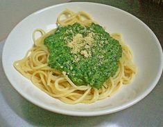 Spinat - Frischkäse - Soße 9