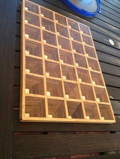 A 3-D cutting Board, made to order, $175