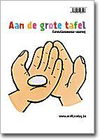 Liedjes-cd voor Eerste Communie: Aan de grote tafel - Uitgeverij EFD