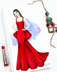 New Fashion Sketchbook Ideas Inspiration Drawings Ideas Dress Design Drawing, Dress Design Sketches, Fashion Design Sketchbook, Fashion Design Drawings, Fashion Sketches, Fashion Illustration Tutorial, Dress Illustration, Fashion Illustration Dresses, Fashion Drawing Dresses