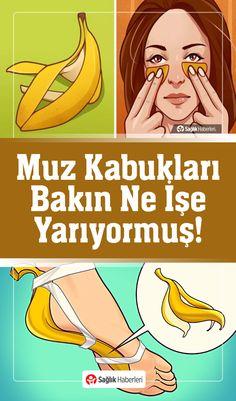 Muz Kabukları Bakın Ne İşe Yarıyormuş! Faydalarına Şaşıracaksınız! #muz #kabuğu #sağlık #sağlıklı #sağlıklıyaşam #cilt #bakım #sağlıkhaberleri #banana #video