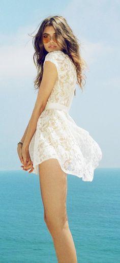 lace dress / Mlle