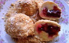 Szilvás gombóc recept fotóval Muffin, Breakfast, Food, Breakfast Cafe, Muffins, Essen, Yemek, Meals