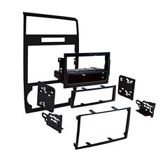 Metra 99-6519B Single/Double DIN Installation Dash Kit for Select Dodge Vehicles (Black) with fast, FREE Shipping    #carscampus #sale #shop #cars #car #campus