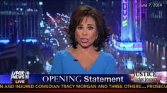 Judge Jeanine Pirro: Bowe Bergdahl Fiasco Cries Out for Obama's Impeachment ......6/7/14   TIME: 6:33   ..♡♥♡♥Love it!