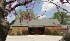 Visit the historic Brown County Art Gallery & Museum.