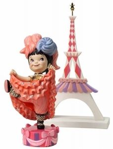 WDCC It's A Small World France Joie de Vivre Joy of Life | eBay