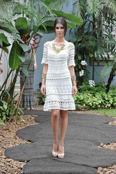 Дизайнерские платья Vanessa Montoro . Модные вязаные платья.   Я Хозяйка