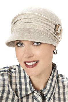 Cotton Brandi Hat   All Cotton Hats for Women   Chemo Cancer Cap