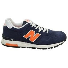 los angeles dc37a beaf3 New Balance Men s 565 Jogger Shoes (Navy Orange) Joggers Shoes, Shoes  Sneakers