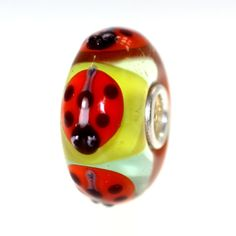 Great ladybug Bead! Trollbeads Gallery - Classic Unique 7709, $45.00 (http://www.trollbeadsgallery.com/classic-unique-7709/) Just listed!!