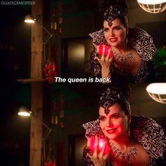 "The Evil Queen - 5 * 23 ""An Untold Stories"""