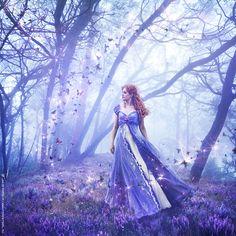Fantasy photo manipulations by Julia Popova. Gorgeous.