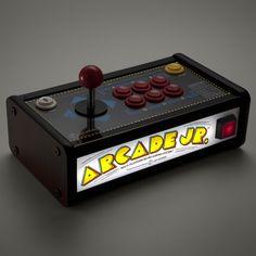Arcade Jr. (Retro Console)
