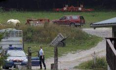 Encuentra a una niña viva entre los cadaveres de la matanza de los Alpes franceses