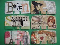 Rolodex cards