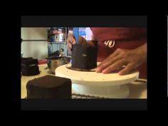 My Fondant Mini Cake Designs - YouTube