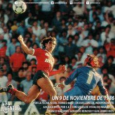 #IndependienteHistorico #Independiente golea a #Boca por 5 a 2