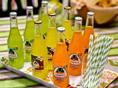 Jarritos mexican soda