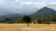 Gurage Zone (Ethiopia) - Landscape by Danielzolli, via Flickr