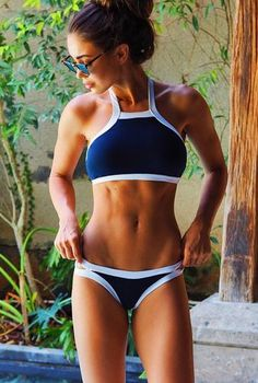 We're in love with this bikini! Summer vibes #FITGIRLCODE #bikini #summer #fashion