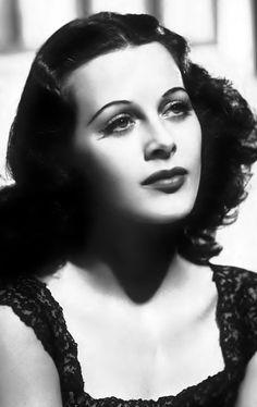 Hedy Lamarr, early-1940s.