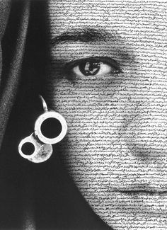 Shirin Neshat - Speechless, 1996. S)