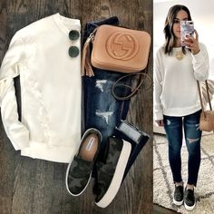 Outfit Flat Lays Come to Life Casual Outfits For Teens, Casual Winter Outfits, Fall Outfits, Cute Outfits, Look Fashion, Fashion Outfits, Fall Fashion, Casual Chic, Autumn Winter Fashion