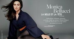Monica Bellucci Covers Elle Magazine France February 2015 | Best Fashionest