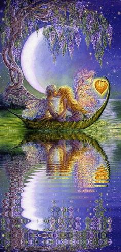 Fairy love.  Go to www.YourTravelVideos.com or just click on photo for home videos and much more on sites like this.