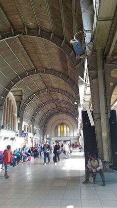 The famous Jakarta Kota Train Station