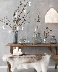 Winter inspiration by Hübsch Interior