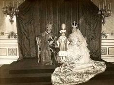 The (last) Imperial and Royal Family of the Austro-Hungarian Monarchy