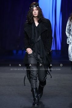Song Jae Rim  / didi siamovnebit wavidodi seoul fashion weekze