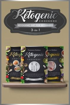 Ketogenic Diet For Beginners: 3 in 1 ! Reset Your Metabolism With these Easy, Healthy and Delicious Ketogenic Recipes! ** Click on the image for additional details. (This is an affiliate link) #KetogenicDietForBeginners
