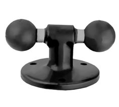 """RAM-B-217U 2.5"""" Round Base with Post & 2/1"""" Balls. $34.99 We're a Ram-Mounts authorized reseller!"""