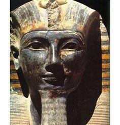 Kushitische farao Kashta, ca. 760 - 747, 1e farao van de 25ste Kushitische dynastie