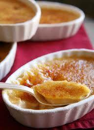 Honey Pumpkin Creme Brulee