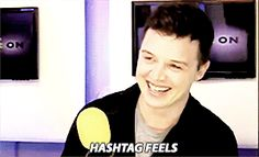 Every time I hear something about gallavich. Haha. Truth. Can't help it.