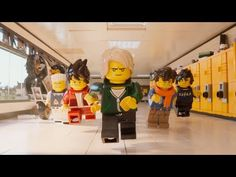The LEGO NINJAGO Movie - Trailer 2  HD-In theaters September 22, 2017! http://LEGONINJAGO.com https://www.facebook.com/LEGONINJAGOMovie/ https://twitter.com/NINJAGOmovie https://www.instagram.com/...