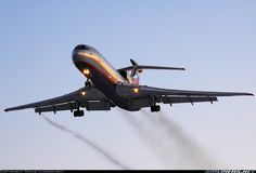 Aeroflot - Russian Airlines Tupolev Tu-154M (airliners.net)