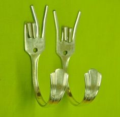 Ideas for silver forks