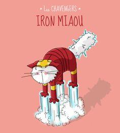 Iron Miaou