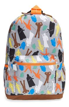 Hanna Andersson 'Star Wars™ Silhouette' Backpack (Kids) available at #Nordstrom