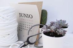 DESCARGABLE JUNIO - ALL YOUR SITES Calendar, June